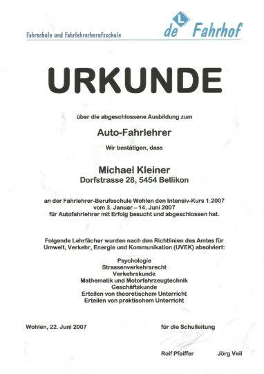 thumbnail of michael_kleiner_urkunde_auto_fahrlehrer